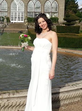 Esküvői ruha - Kismamaruci.hu - Kismamaruha terhes eskövői ruha